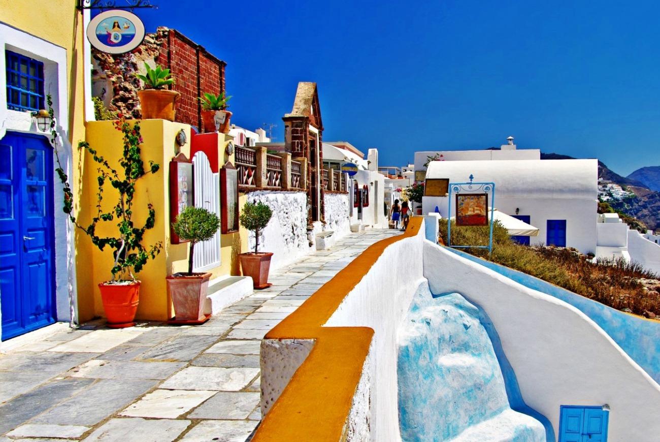 Купить тур на остров Санторини