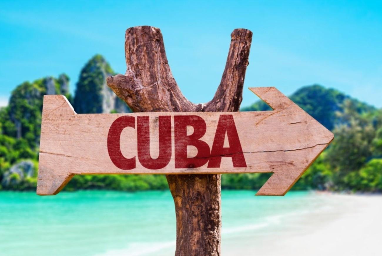 Табличка Куба