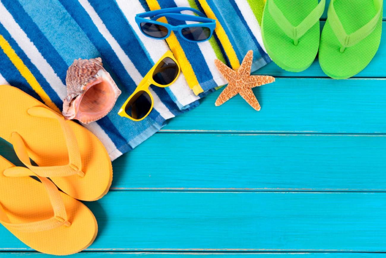 Пляжные аксесуары