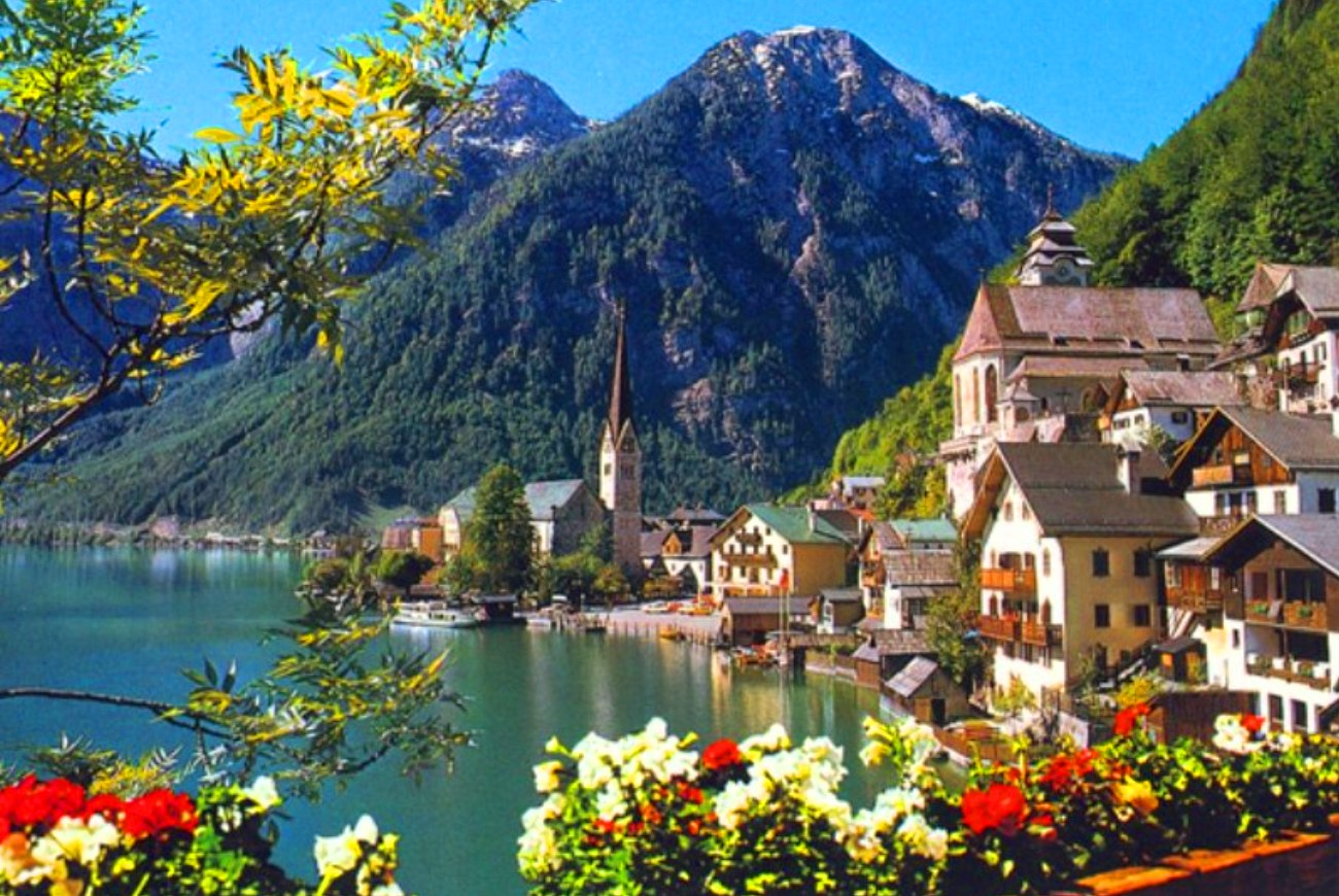 туры в Швейцарию и Австрию в горы