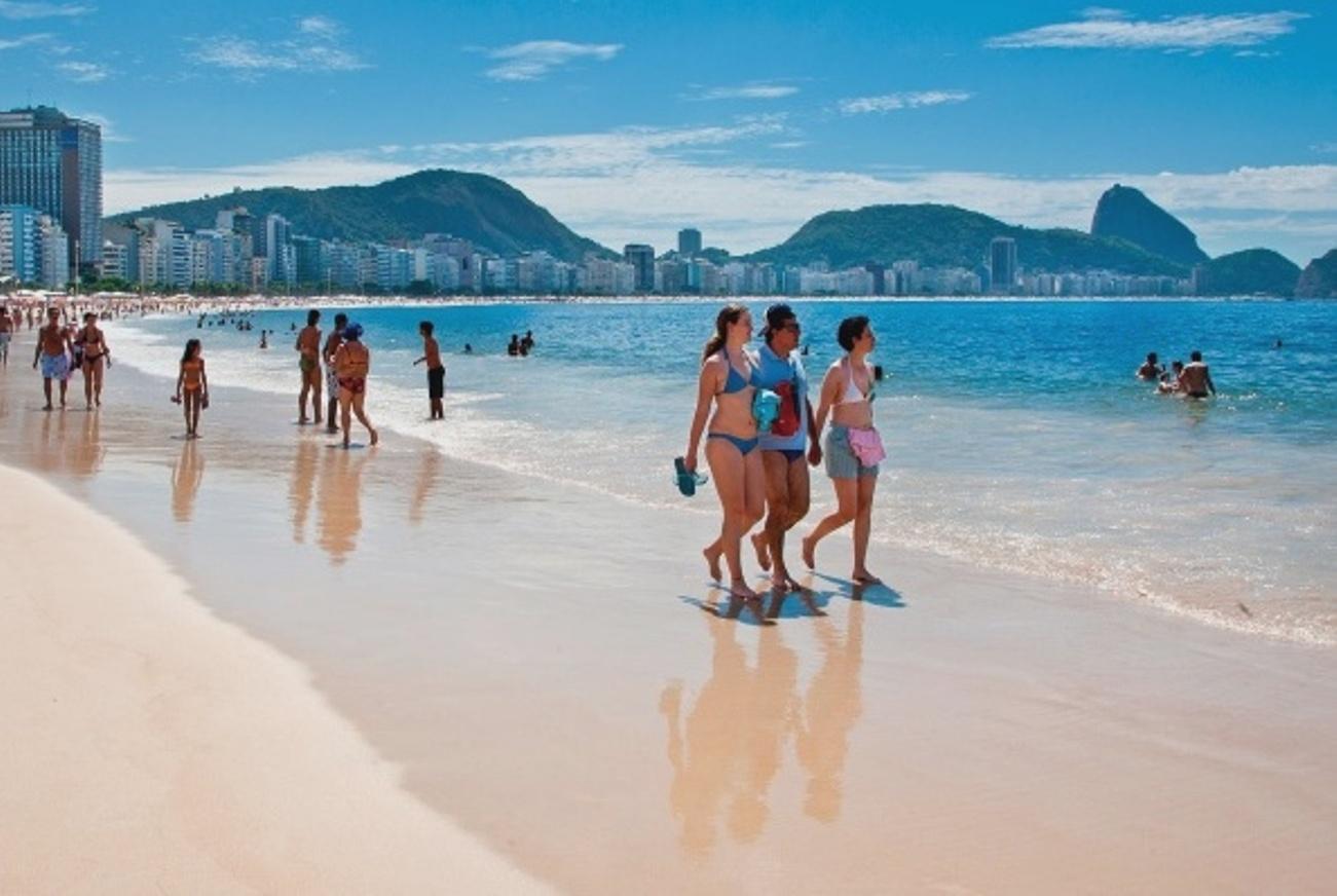 пляж Бразилиа