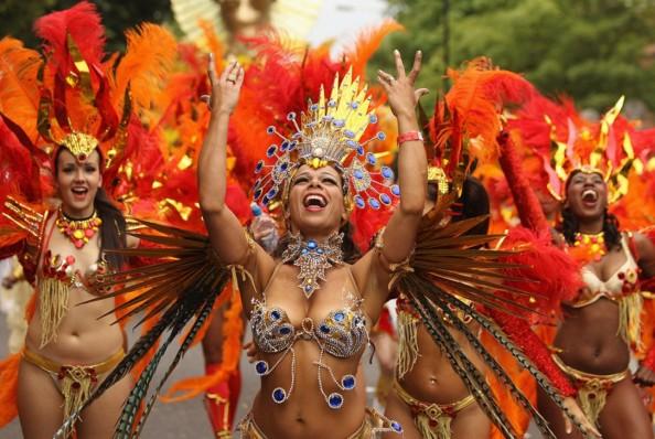 Бразилия Карнавал