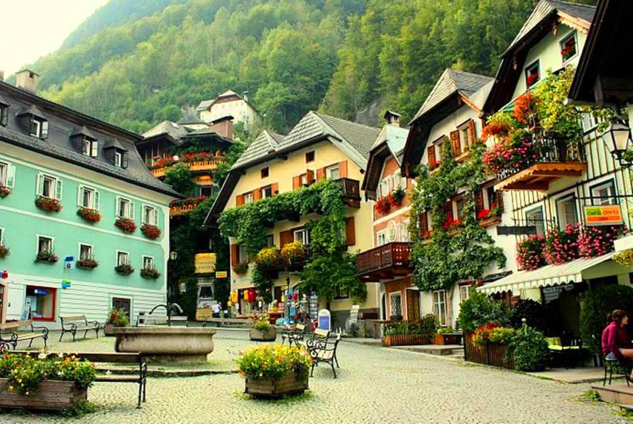 Туры в Швейцарию и Австрию