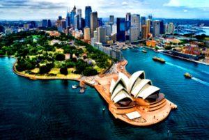 Туры в Австралию купить онлайн